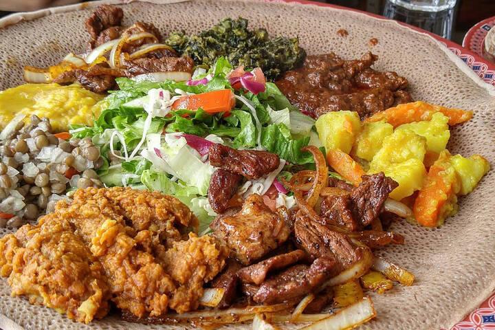 Lucy Ethiopian Kitchen