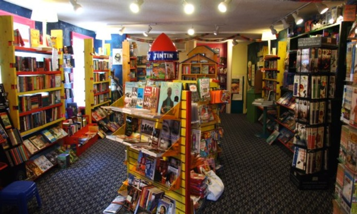 Mabel's Fables Children's Bookstore