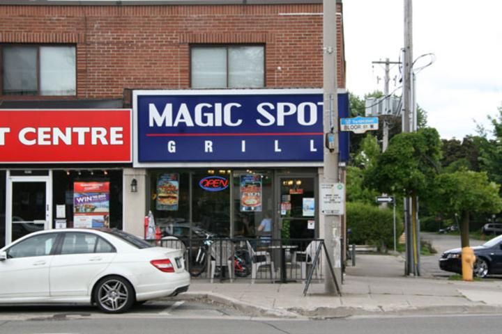 Magic Spot