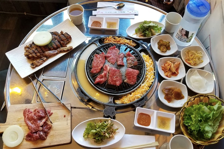 Mapo Korean BBQ