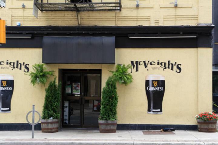 McVeigh's