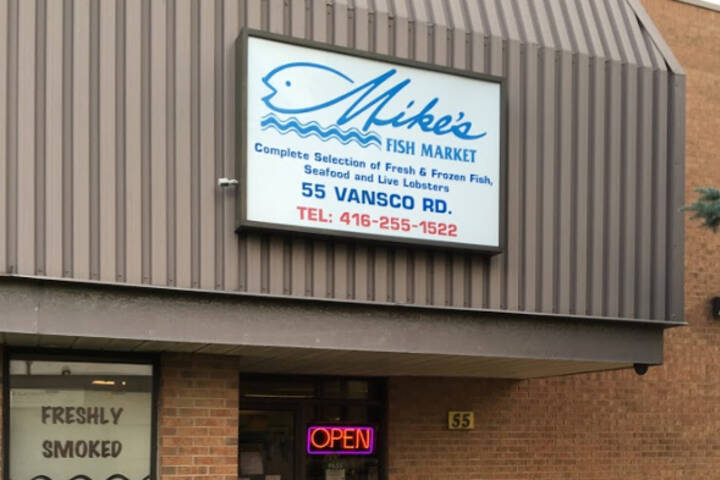 Mike's Fish Market (Etobicoke)