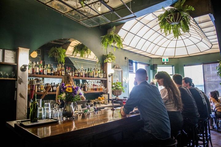 Mulberry Bar