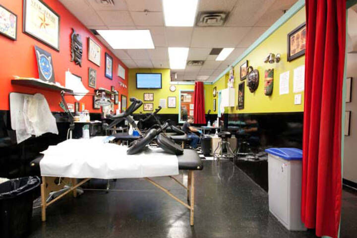 The best piercing in toronto for Tattoo shops toronto