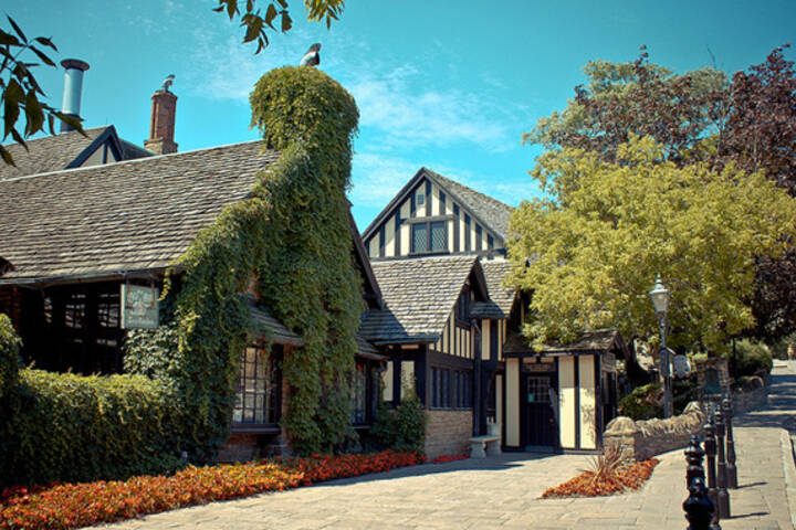 Old Mill Toronto