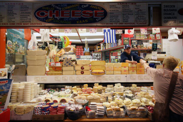 Olympic Cheese Mart