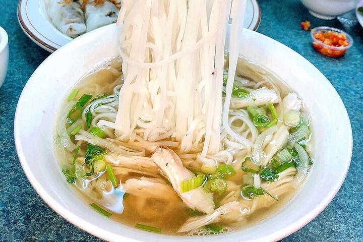 Banh Cuon Pho Ga