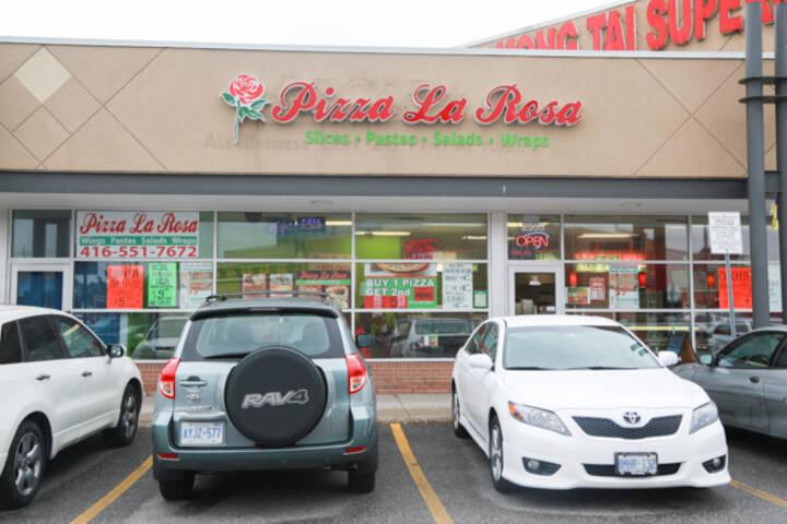 Pizza La Rosa