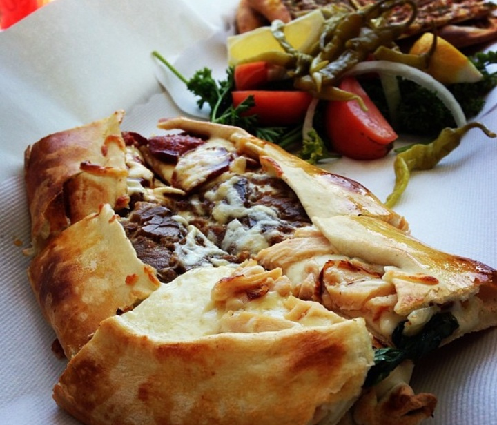 Pizza Pide