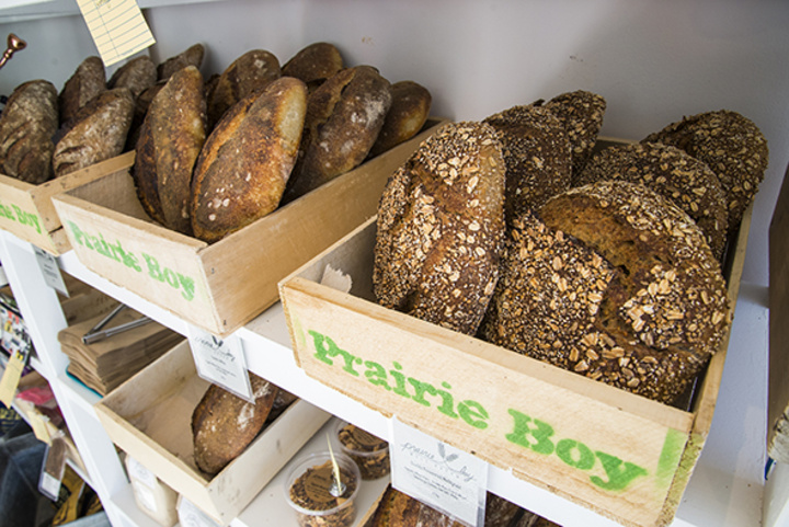 Prairie Boy Bread