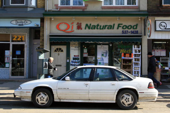 Qi Natural Food