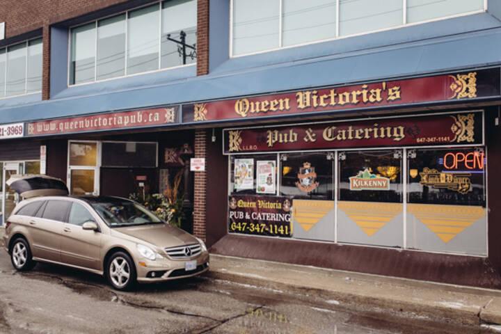 Queen Victoria Pub