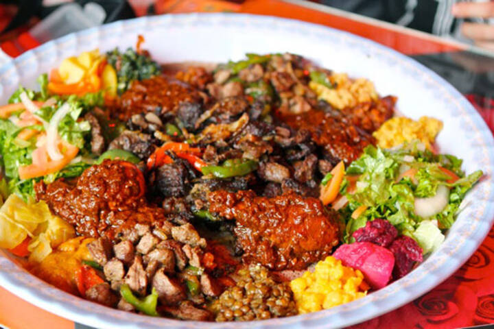 The best ethiopian restaurants in toronto for Authentic ethiopian cuisine