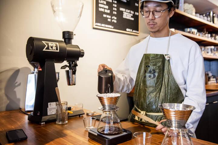 RGLR Coffee