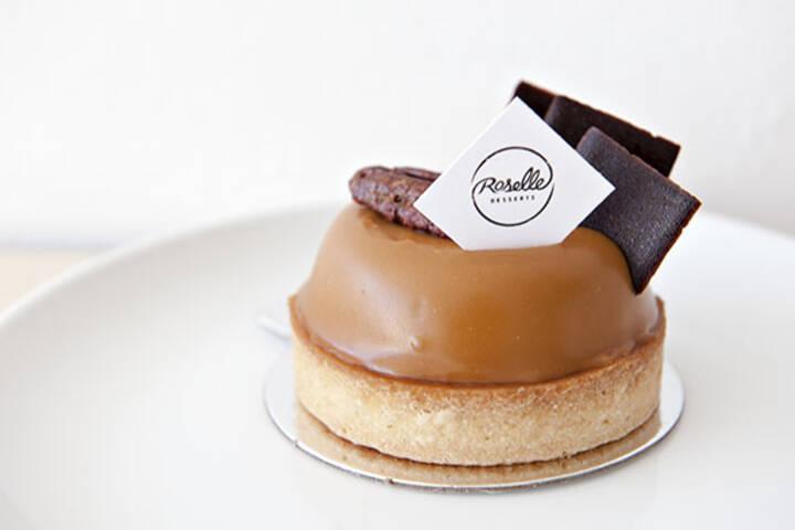 Roselle Desserts