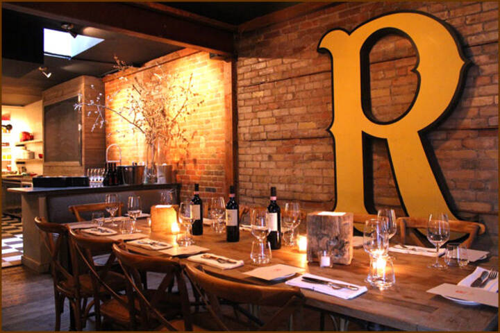 Ruby Watchco Private Dining Room
