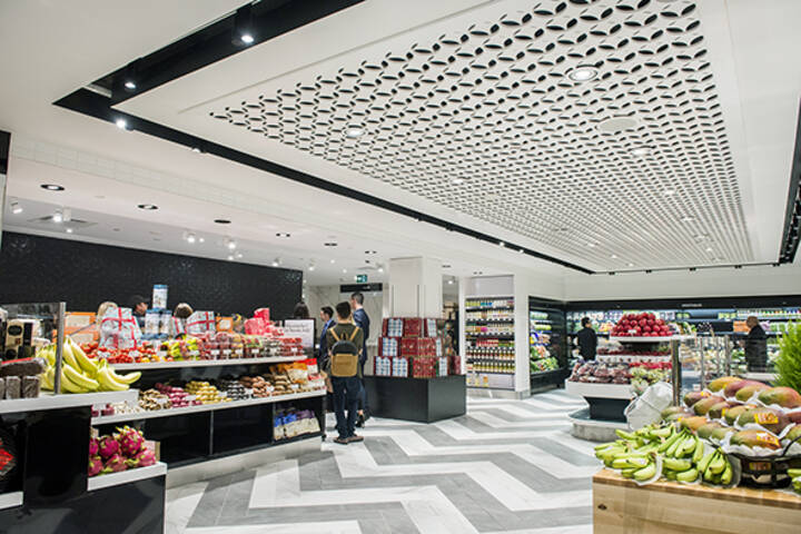Saks Food Hall by Pusateri's (Queen Street)