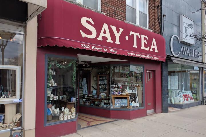 Say Tea