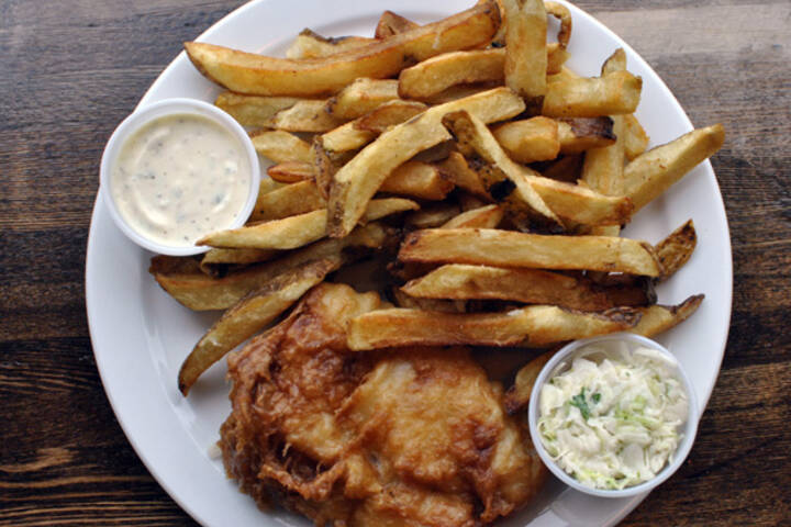 Sea Witch Fish and Chips