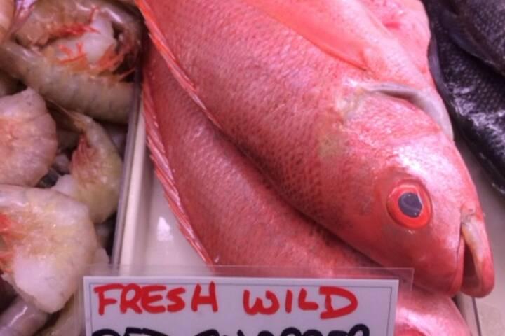 Seafront Fish Market