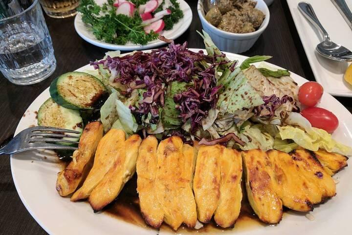 Persian Restaurant Queen West