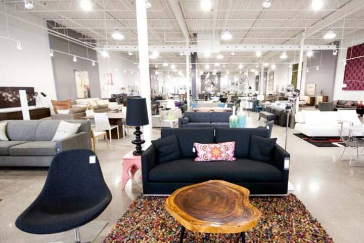 Shelter Furniture. The Best Furniture Stores in Toronto