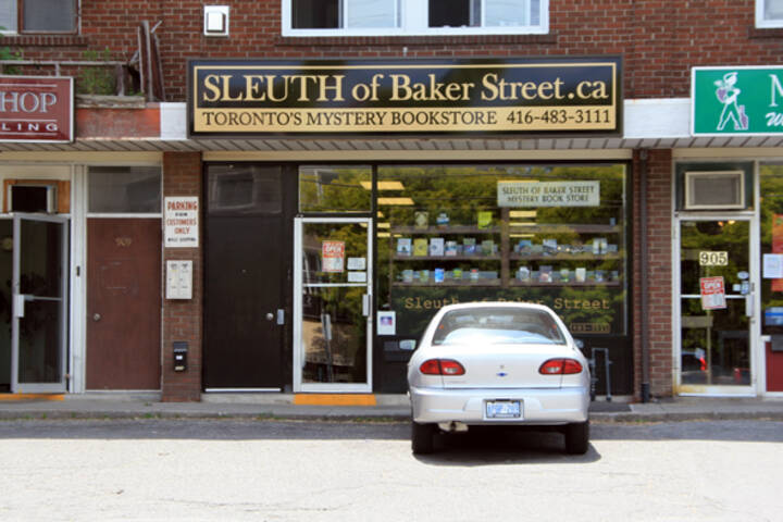 The Sleuth Of Baker Street