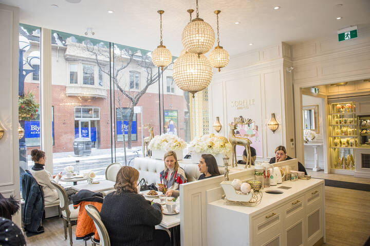 Sorelle and Co. Yorkville