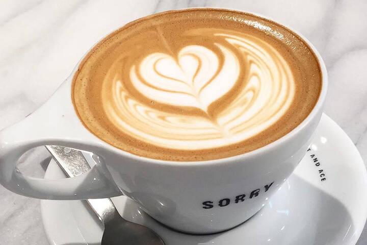 对不起咖啡