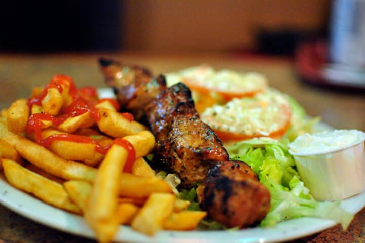 Best Greek Restaurant On Danforth