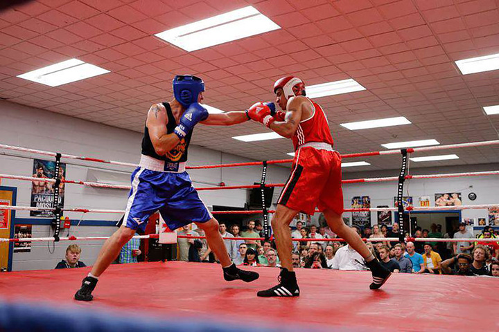 Stockyards Boxing and Fitness