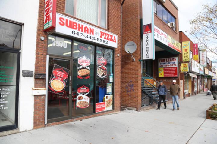 Subhan Pizza