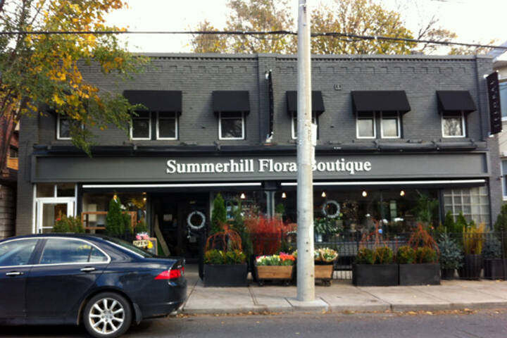 Summerhill Floral Boutique (Mt. Pleasant)