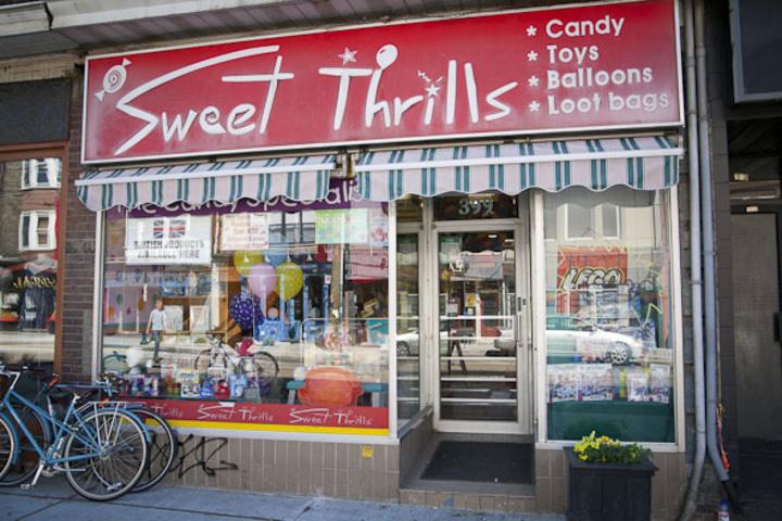 Sweet Thrills