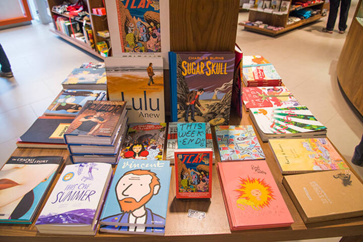 TCAF Store