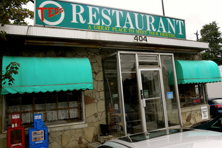 The Amazing Ted's Diner
