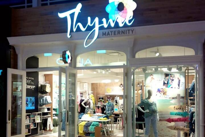 Thyme Maternity First Canadian Place