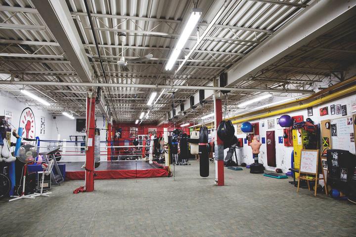 Toronto Newsgirls Boxing Club