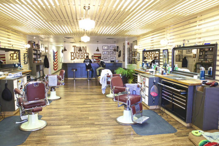Town Barber