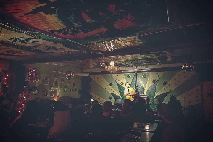 The Underground Cafe