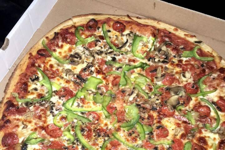 Vesuvio Pizzeria