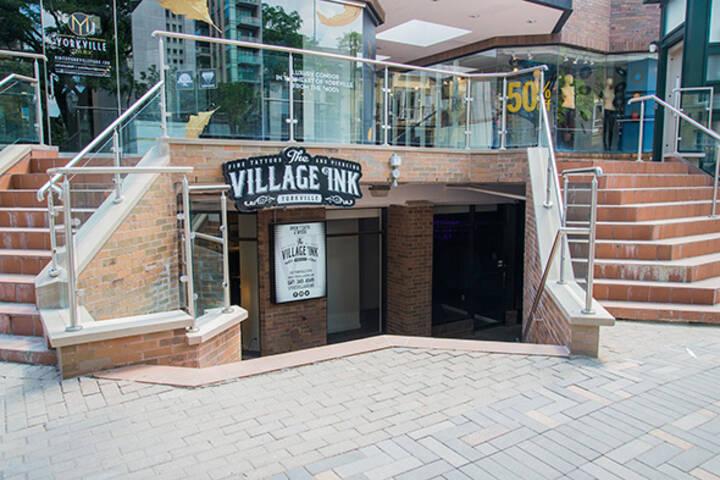 The Village Ink