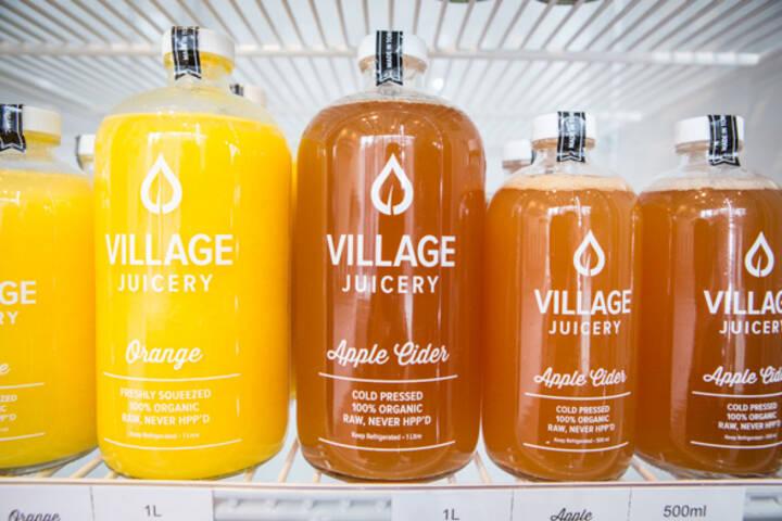 Village Juicery