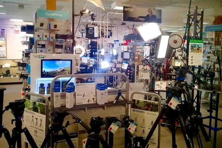 The Best Camera Stores in Toronto