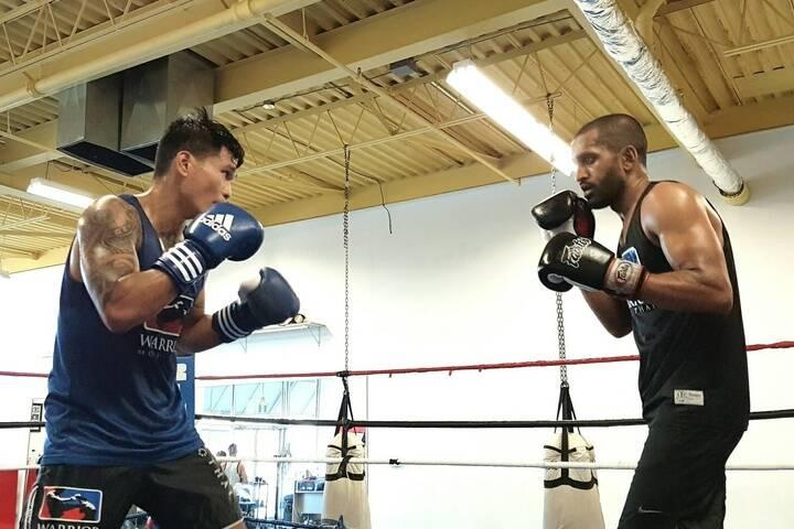 Warrior Muay Thai