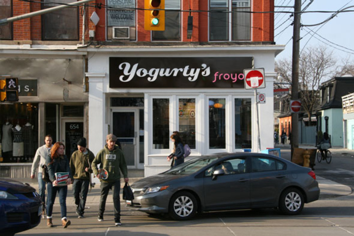 Yogurty's (Queen West)