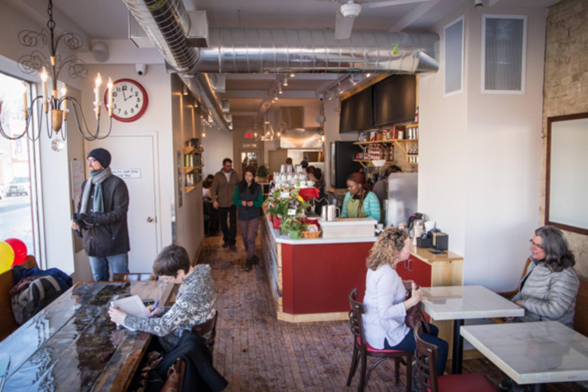 Cafe Gerrard Greenwood