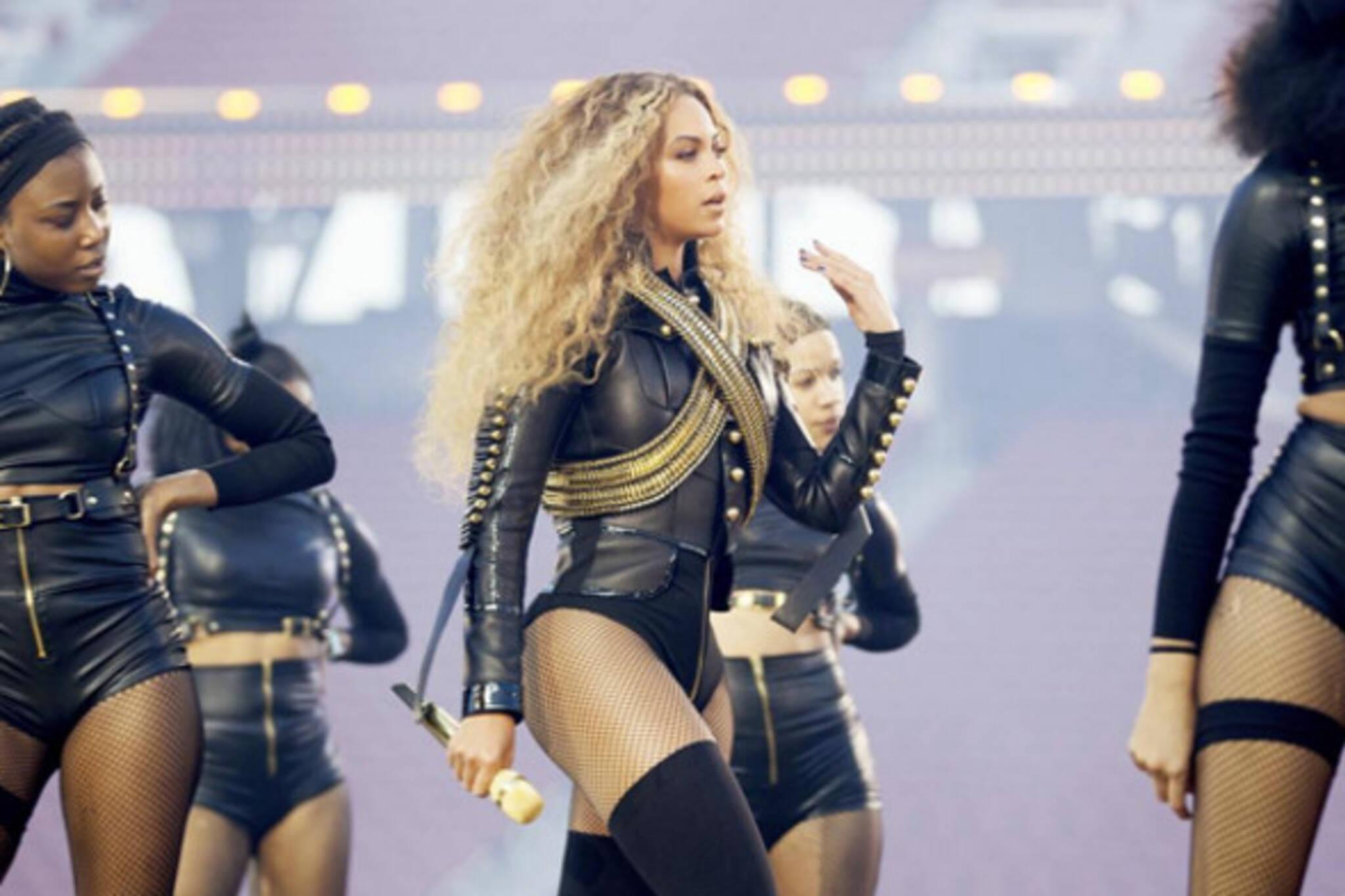Beyonce Formation Toronto