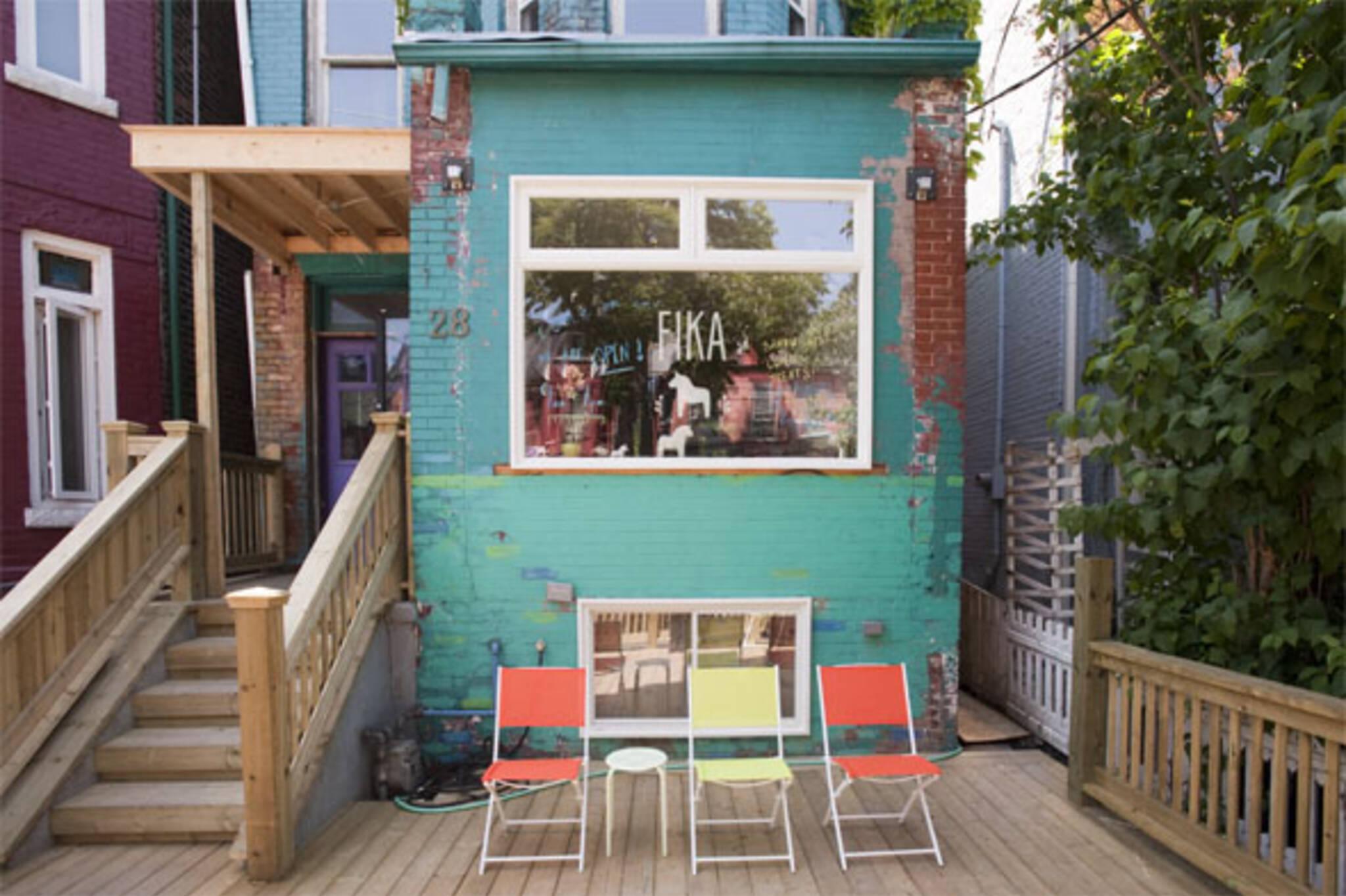 Swedish Cafe Toronto