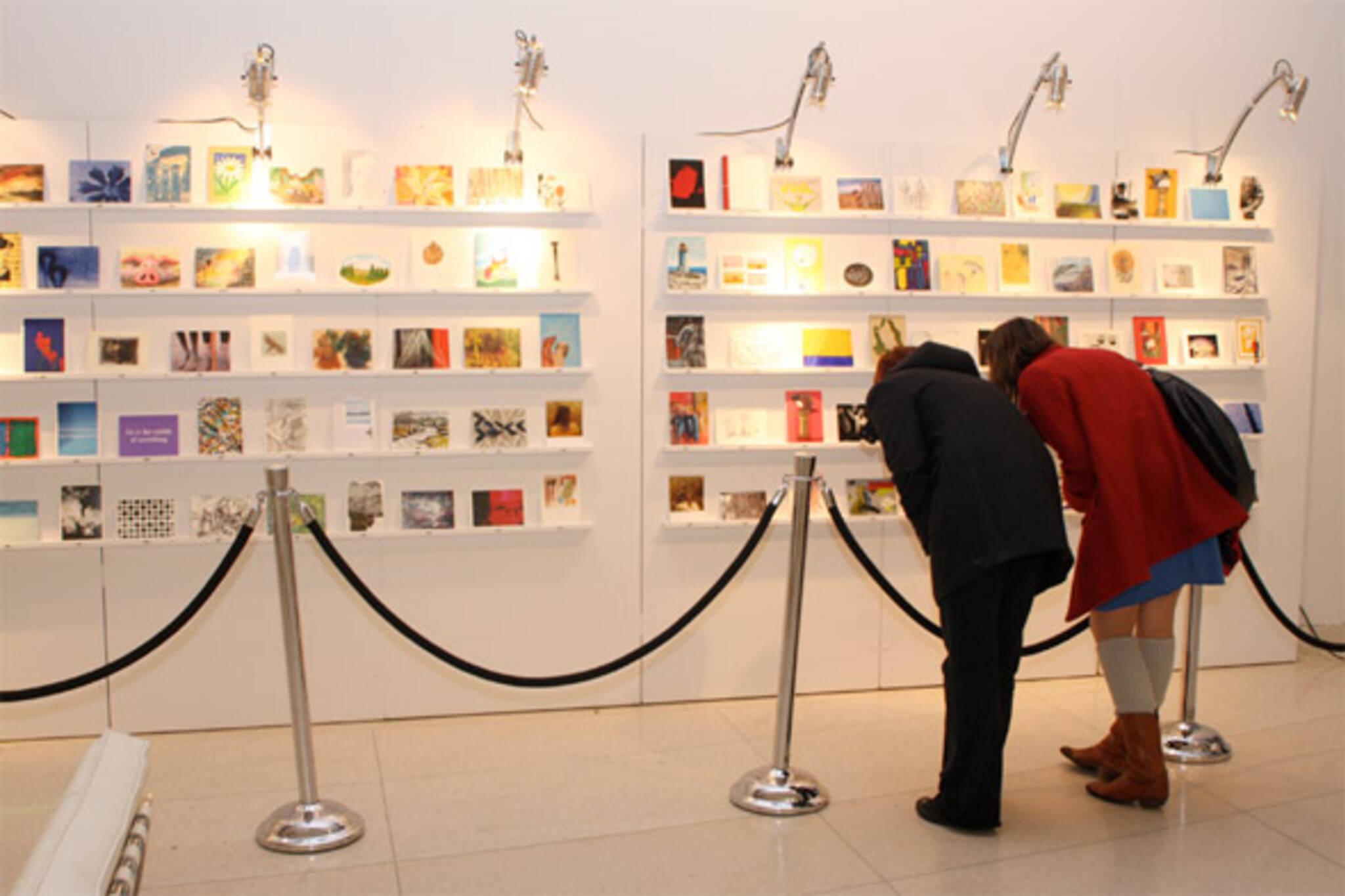 ocad mystery art sale 2009